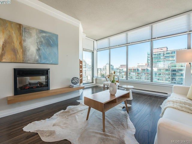 1011 845 Yates St - Vi Downtown Condo Apartment for sale, 2 Bedrooms (384753) #1