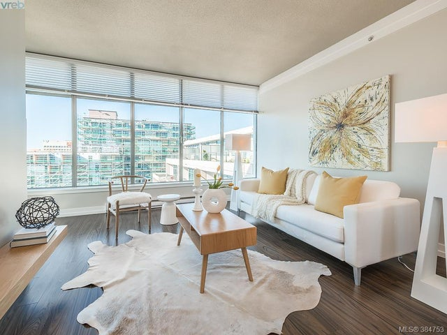 1011 845 Yates St - Vi Downtown Condo Apartment for sale, 2 Bedrooms (384753) #2