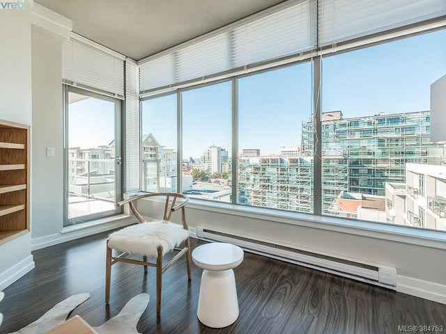1011 845 Yates St - Vi Downtown Condo Apartment for sale, 2 Bedrooms (384753) #5