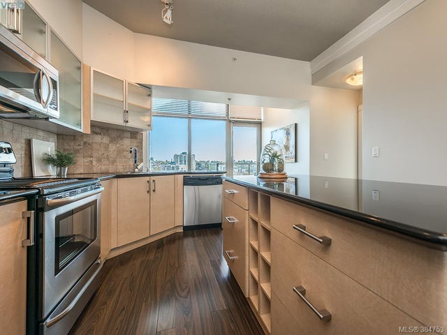 1011 845 Yates St - Vi Downtown Condo Apartment for sale, 2 Bedrooms (384753) #7