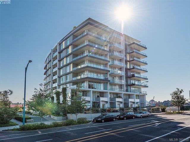 502 373 Tyee Rd - VW Victoria West Condo Apartment for sale, 1 Bedroom (385050) #17