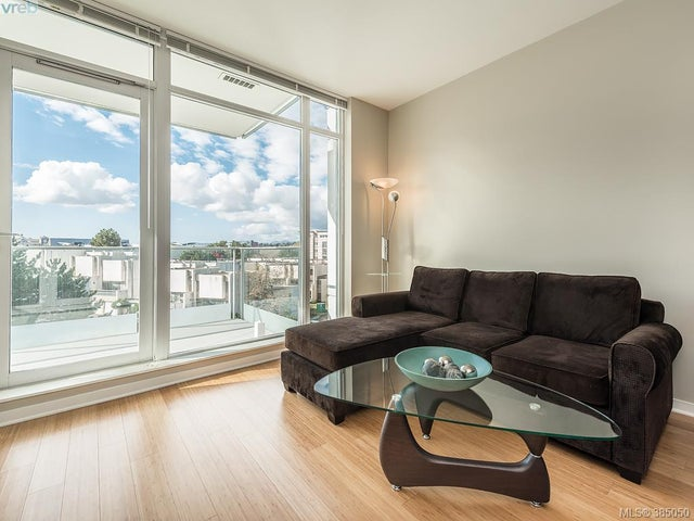 502 373 Tyee Rd - VW Victoria West Condo Apartment for sale, 1 Bedroom (385050) #2