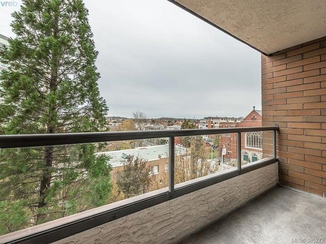 706 1630 Quadra St - Vi Central Park Condo Apartment for sale, 1 Bedroom (385272) #12