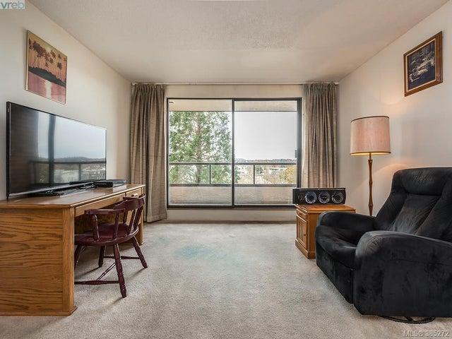 706 1630 Quadra St - Vi Central Park Condo Apartment for sale, 1 Bedroom (385272) #2