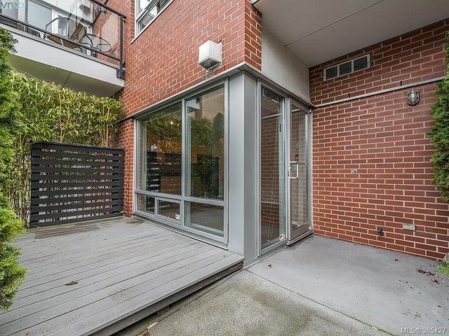 104 932 Johnson St - Vi Downtown Condo Apartment for sale, 1 Bedroom (385427) #12