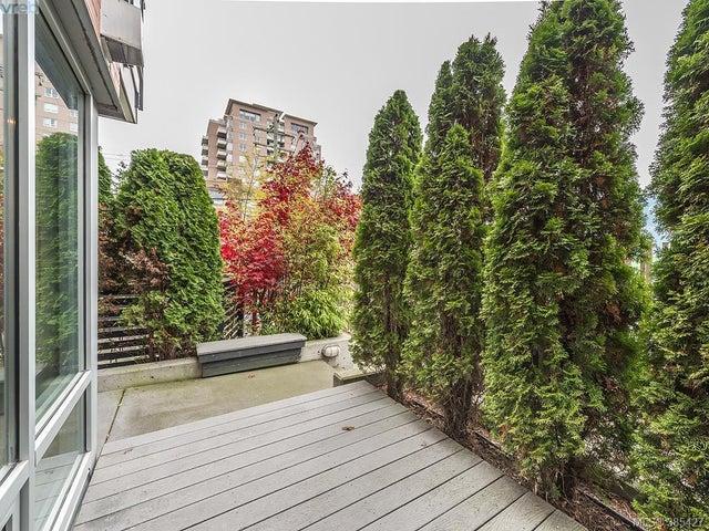 104 932 Johnson St - Vi Downtown Condo Apartment for sale, 1 Bedroom (385427) #13