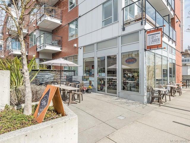 104 932 Johnson St - Vi Downtown Condo Apartment for sale, 1 Bedroom (385427) #2