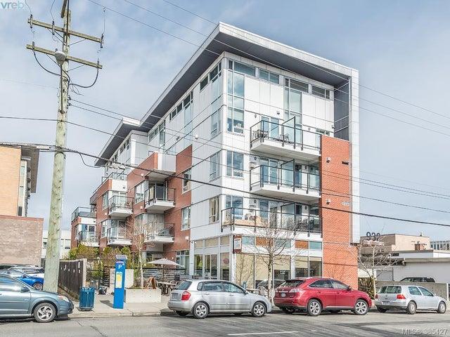 104 932 Johnson St - Vi Downtown Condo Apartment for sale, 1 Bedroom (385427) #3