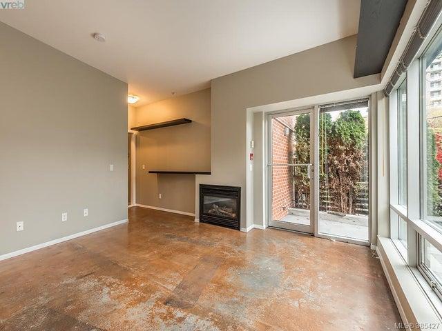 104 932 Johnson St - Vi Downtown Condo Apartment for sale, 1 Bedroom (385427) #5