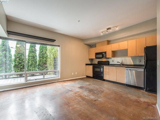 104 932 Johnson St - Vi Downtown Condo Apartment for sale, 1 Bedroom (385427) #6
