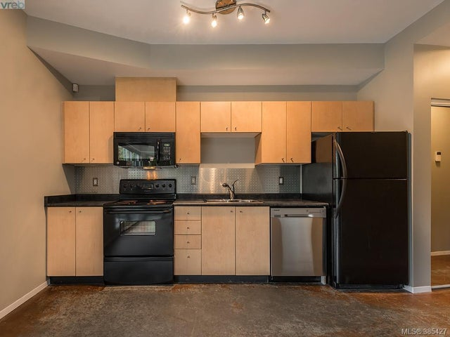 104 932 Johnson St - Vi Downtown Condo Apartment for sale, 1 Bedroom (385427) #7