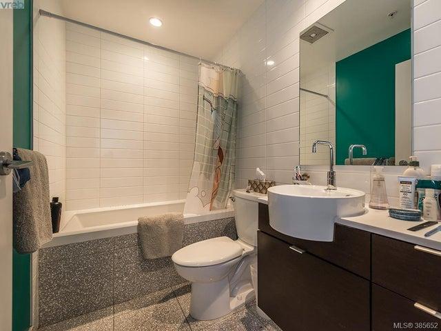 307 770 Fisgard St - Vi Downtown Condo Apartment for sale, 1 Bedroom (385652) #11