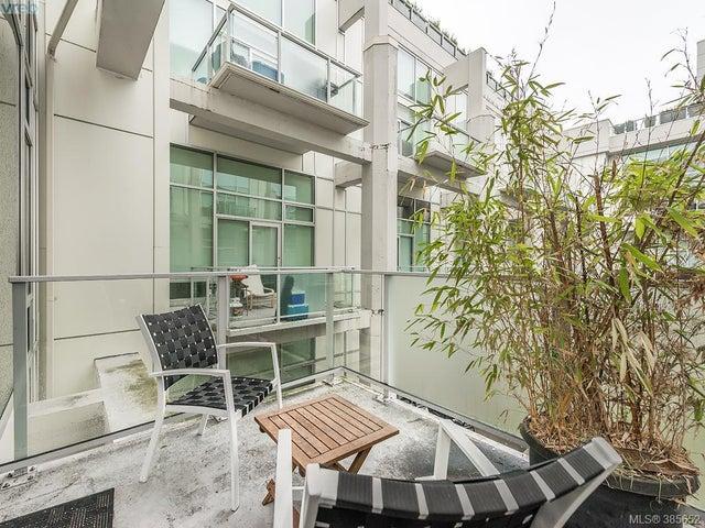 307 770 Fisgard St - Vi Downtown Condo Apartment for sale, 1 Bedroom (385652) #13