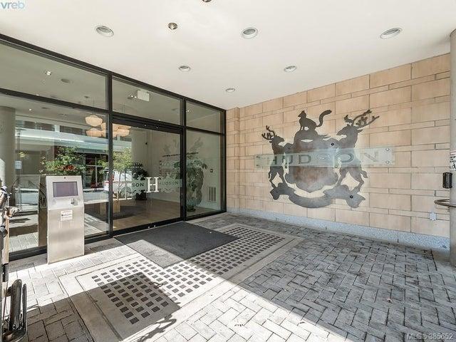 307 770 Fisgard St - Vi Downtown Condo Apartment for sale, 1 Bedroom (385652) #14