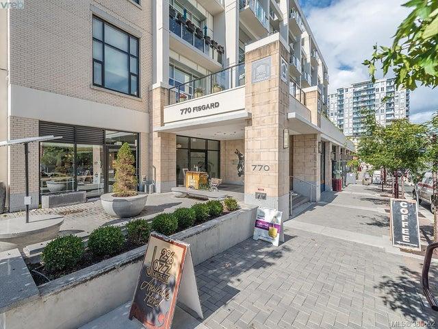 307 770 Fisgard St - Vi Downtown Condo Apartment for sale, 1 Bedroom (385652) #2