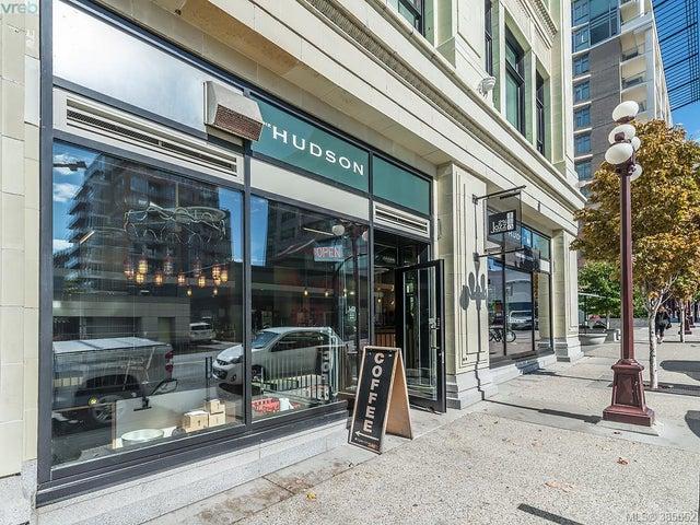 307 770 Fisgard St - Vi Downtown Condo Apartment for sale, 1 Bedroom (385652) #3