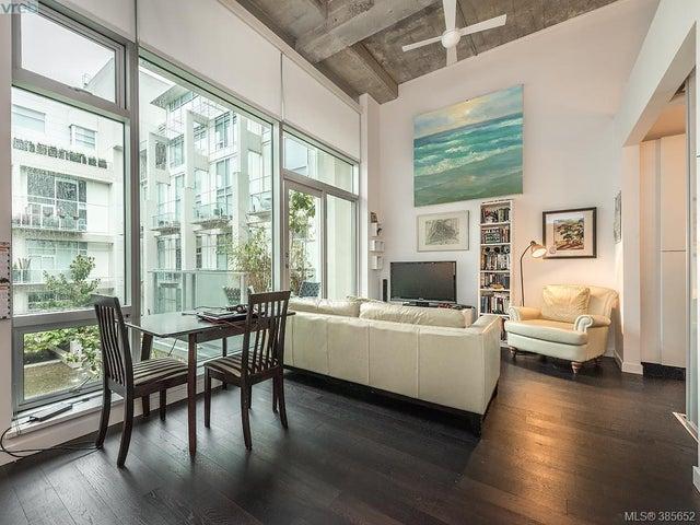 307 770 Fisgard St - Vi Downtown Condo Apartment for sale, 1 Bedroom (385652) #4