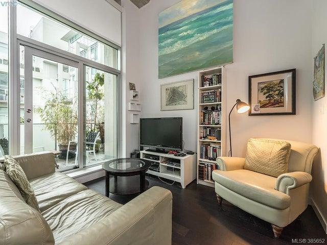 307 770 Fisgard St - Vi Downtown Condo Apartment for sale, 1 Bedroom (385652) #5