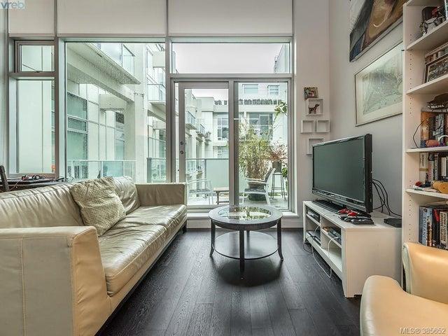 307 770 Fisgard St - Vi Downtown Condo Apartment for sale, 1 Bedroom (385652) #6