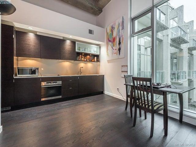 307 770 Fisgard St - Vi Downtown Condo Apartment for sale, 1 Bedroom (385652) #7