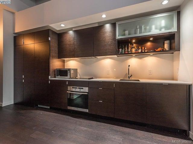 307 770 Fisgard St - Vi Downtown Condo Apartment for sale, 1 Bedroom (385652) #8