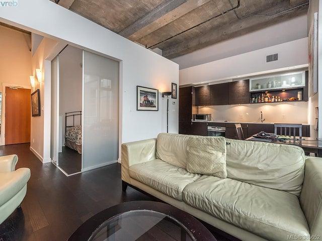 307 770 Fisgard St - Vi Downtown Condo Apartment for sale, 1 Bedroom (385652) #9