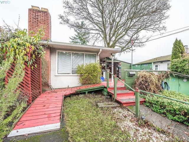 1158 Craigflower Rd - Es Kinsmen Park Single Family Detached for sale, 1 Bedroom (386268) #8
