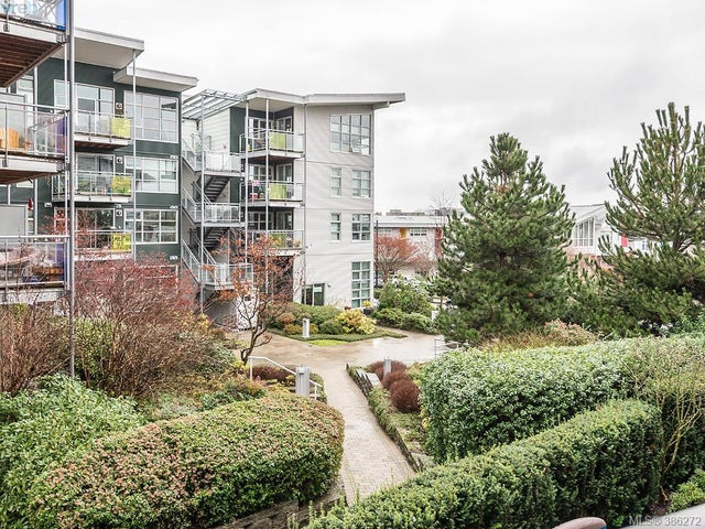205 787 Tyee Rd - VW Victoria West Condo Apartment for sale, 1 Bedroom (386272) #10