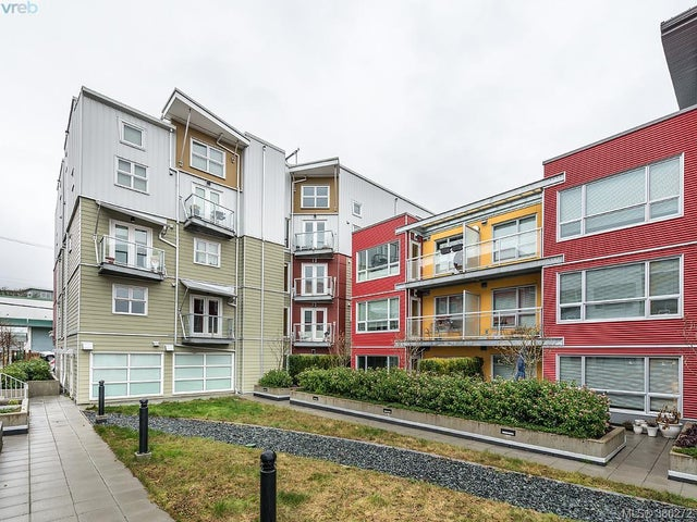 205 787 Tyee Rd - VW Victoria West Condo Apartment for sale, 1 Bedroom (386272) #11