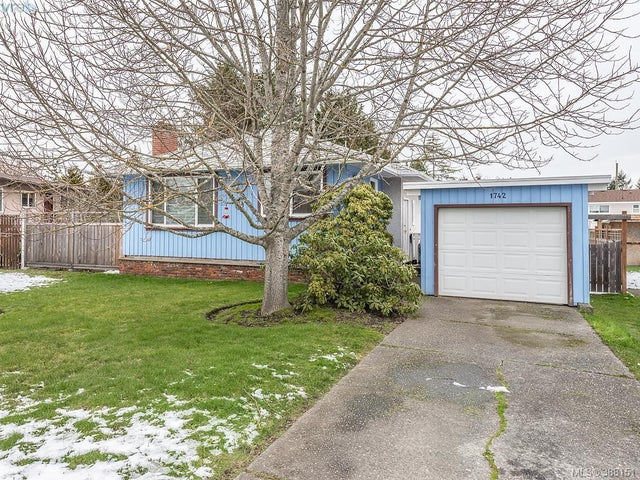 1742 Howroyd Ave - SE Mt Tolmie Single Family Detached for sale, 5 Bedrooms (388151) #20