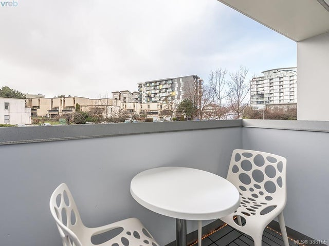 102 379 Tyee Rd - VW Victoria West Condo Apartment for sale, 1 Bedroom (388155) #10