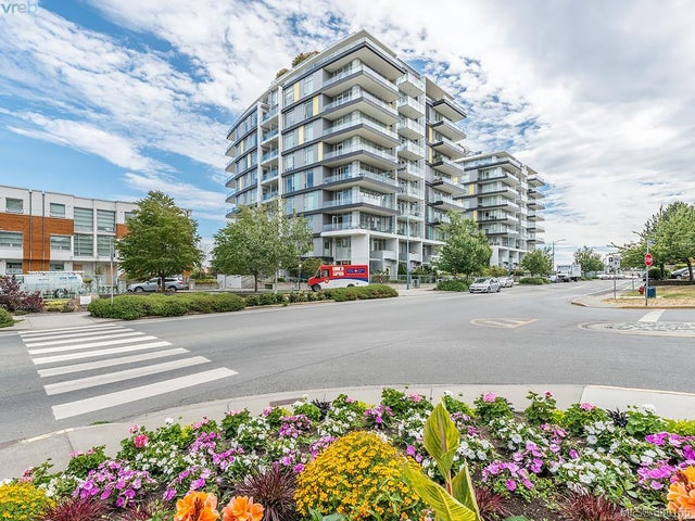 102 379 Tyee Rd - VW Victoria West Condo Apartment for sale, 1 Bedroom (388155) #18