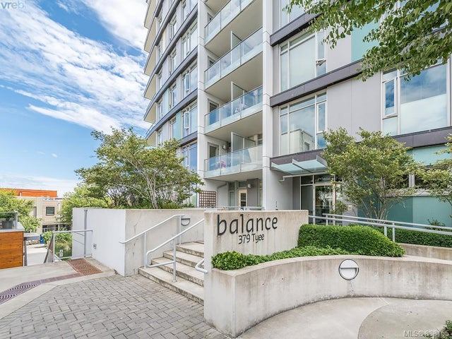 102 379 Tyee Rd - VW Victoria West Condo Apartment for sale, 1 Bedroom (388155) #19