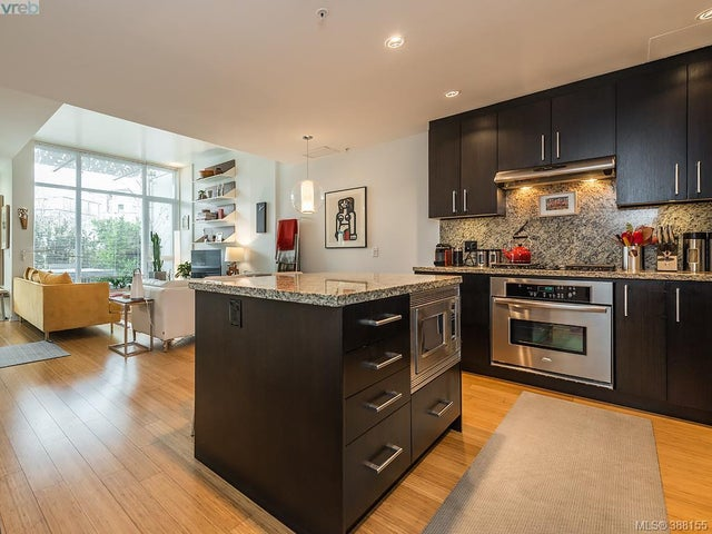102 379 Tyee Rd - VW Victoria West Condo Apartment for sale, 1 Bedroom (388155) #4