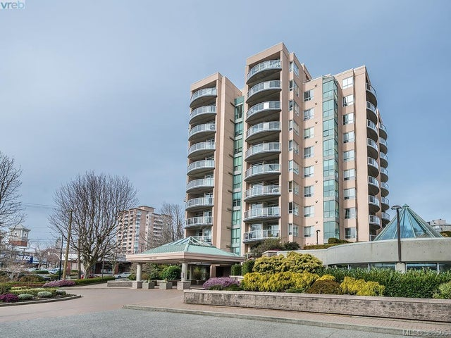 605 1010 View St - Vi Downtown Condo Apartment for sale, 2 Bedrooms (388505) #19