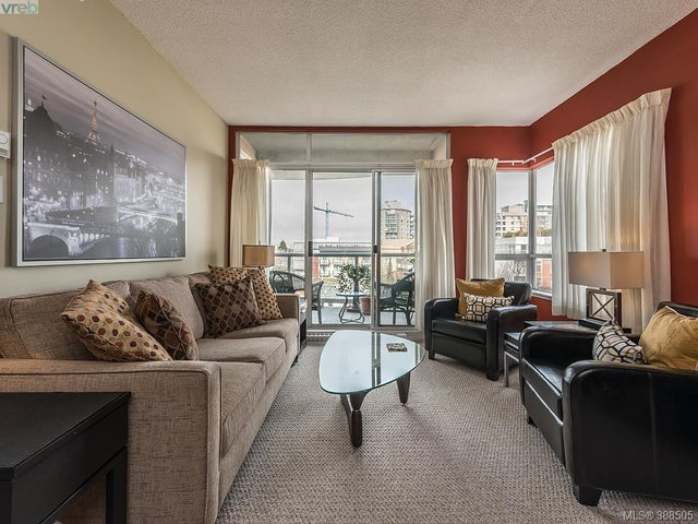 605 1010 View St - Vi Downtown Condo Apartment for sale, 2 Bedrooms (388505) #1