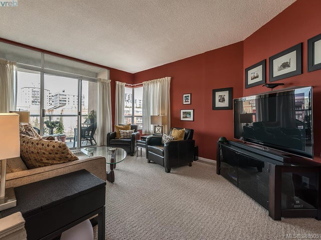 605 1010 View St - Vi Downtown Condo Apartment for sale, 2 Bedrooms (388505) #2