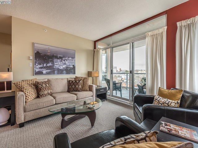 605 1010 View St - Vi Downtown Condo Apartment for sale, 2 Bedrooms (388505) #3