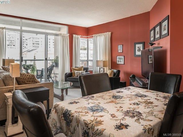 605 1010 View St - Vi Downtown Condo Apartment for sale, 2 Bedrooms (388505) #5