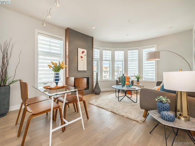 305 1765 Oak Bay Ave - Vi Rockland Condo Apartment for sale, 2 Bedrooms (388670) #1