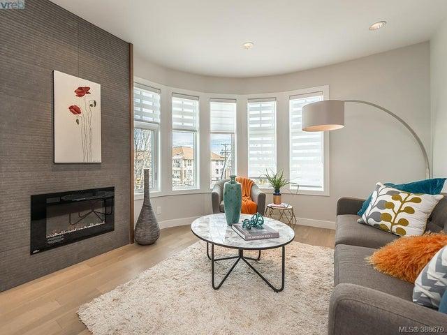 305 1765 Oak Bay Ave - Vi Rockland Condo Apartment for sale, 2 Bedrooms (388670) #2