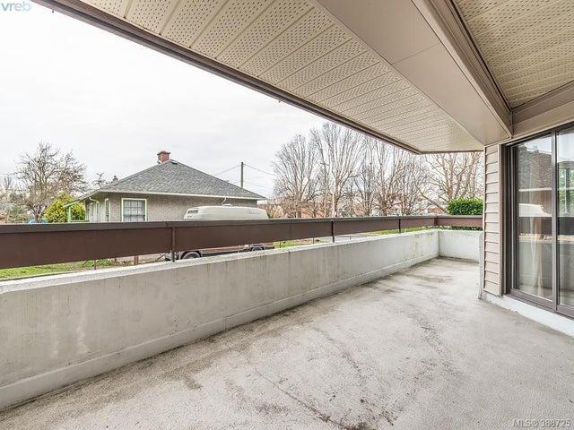 117 1560 Hillside Ave - Vi Oaklands Condo Apartment for sale, 2 Bedrooms (388725) #15