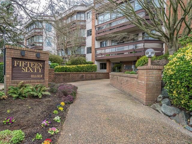 117 1560 Hillside Ave - Vi Oaklands Condo Apartment for sale, 2 Bedrooms (388725) #1