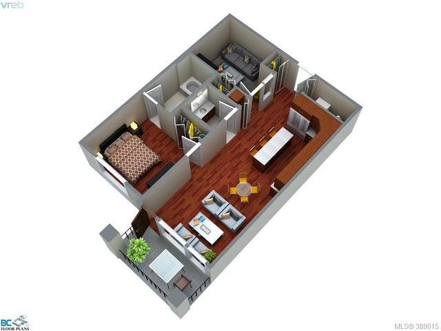 104 924 Esquimalt Rd - Es Old Esquimalt Condo Apartment for sale, 2 Bedrooms (389015) #14