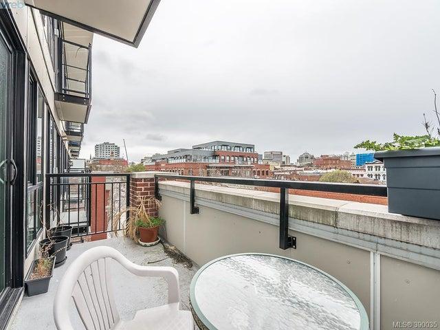 414 528 Pandora Ave - Vi Downtown Condo Apartment for sale, 1 Bedroom (390035) #12