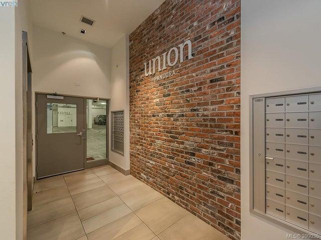 414 528 Pandora Ave - Vi Downtown Condo Apartment for sale, 1 Bedroom (390035) #15