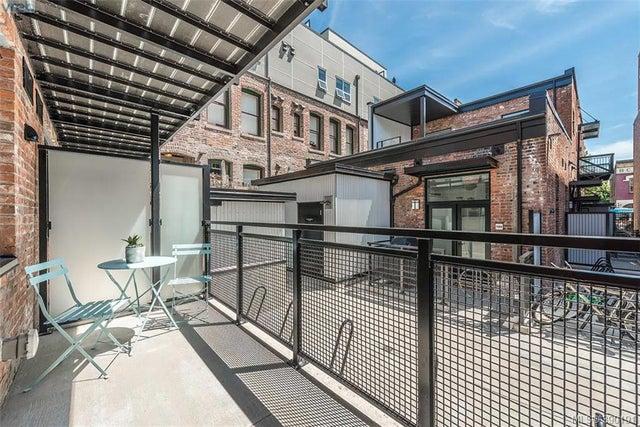 102 535 Fisgard St - Vi Downtown Condo Apartment for sale, 1 Bedroom (390191) #10