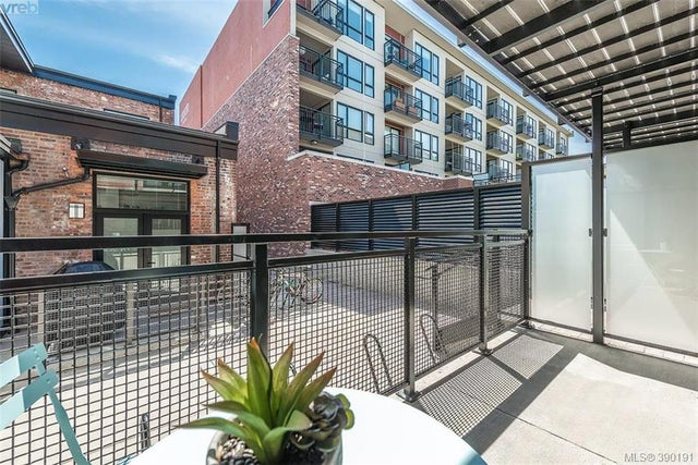 102 535 Fisgard St - Vi Downtown Condo Apartment for sale, 1 Bedroom (390191) #11