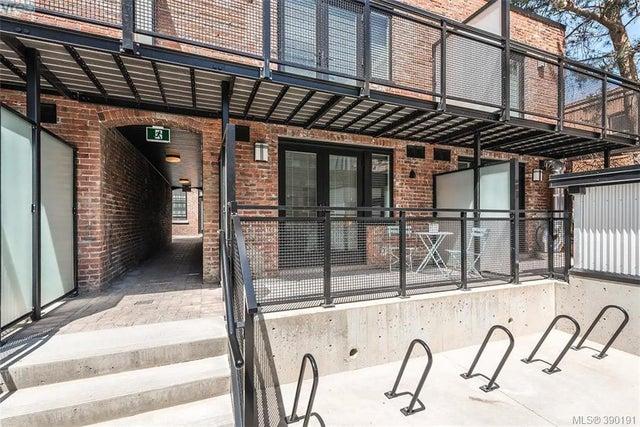 102 535 Fisgard St - Vi Downtown Condo Apartment for sale, 1 Bedroom (390191) #12