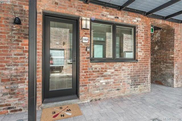 102 535 Fisgard St - Vi Downtown Condo Apartment for sale, 1 Bedroom (390191) #13